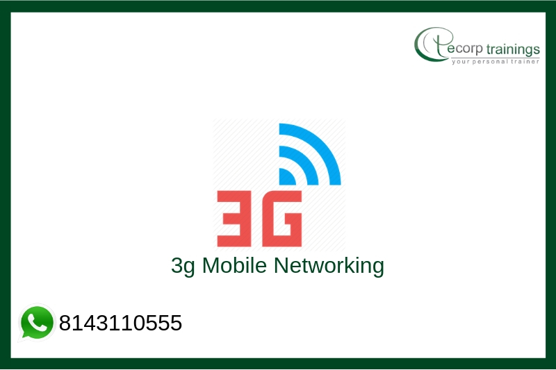 3g Mobile Networking Training Course