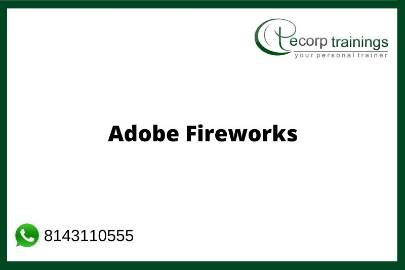 Adobe Fireworks Training