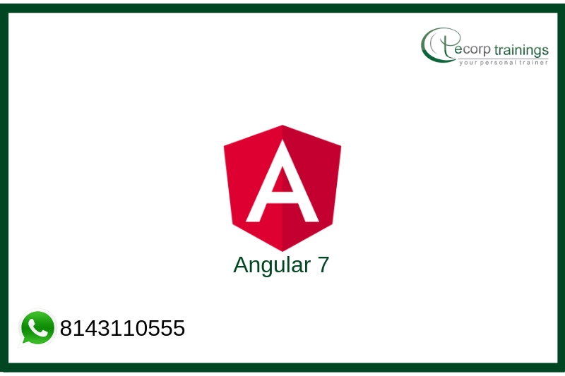 Angular 7 Training in hyderabad