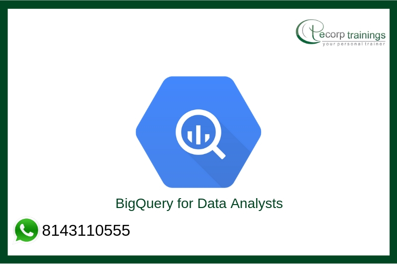 BigQuery for Data Analysts Training