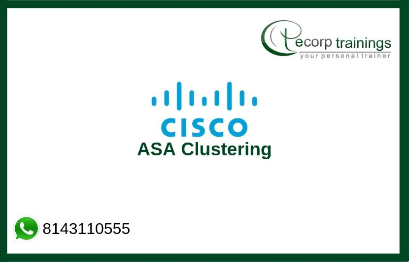 Cisco ASA Clustering Training