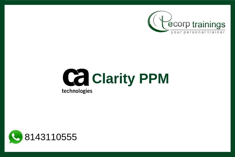 CA Clarity PPM Training