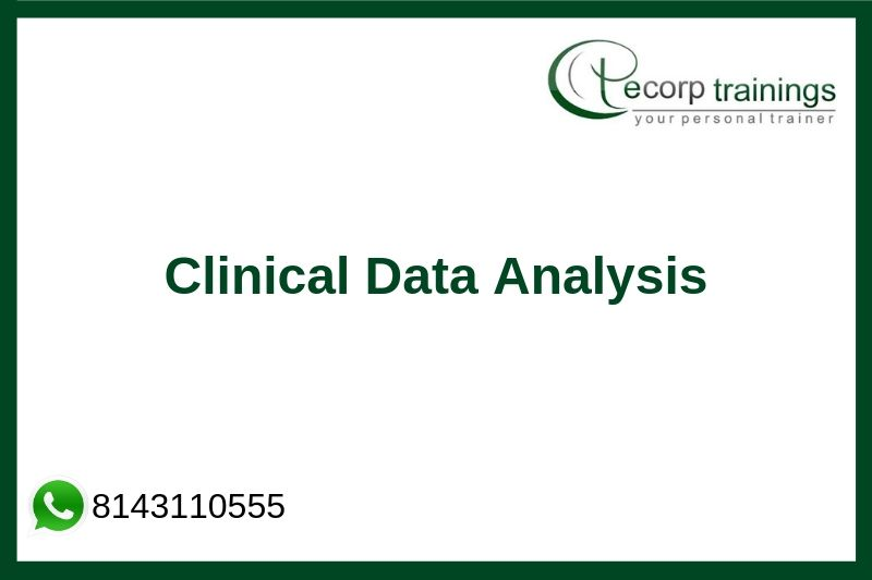 Clinical Data Analysis Training