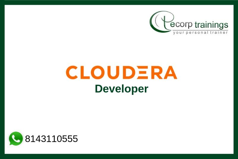 Cloudera Developer Training