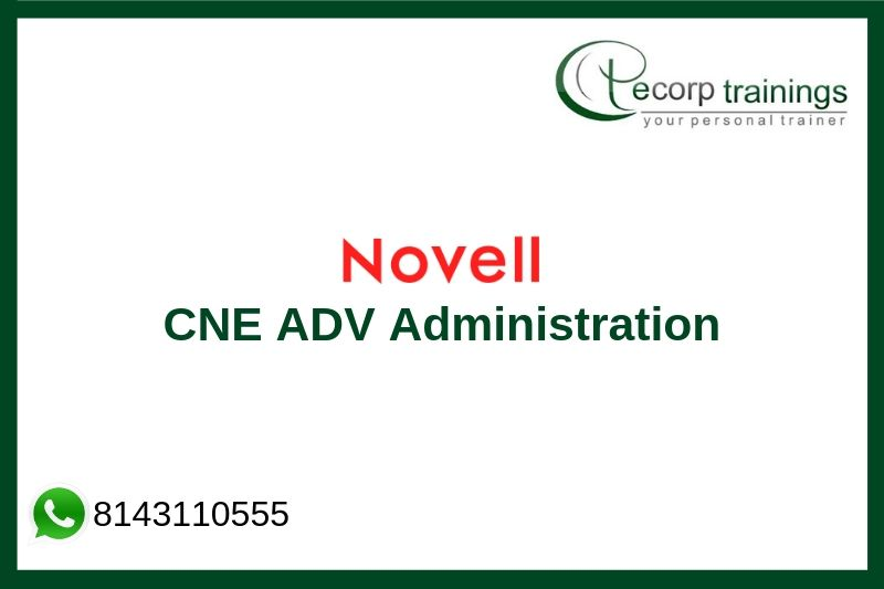 CNE ADV Administration Training