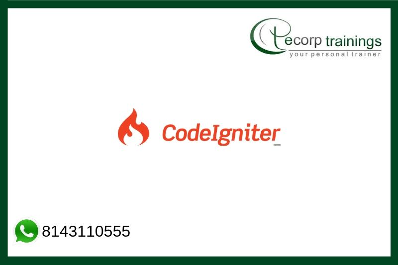 Codeigniter Training