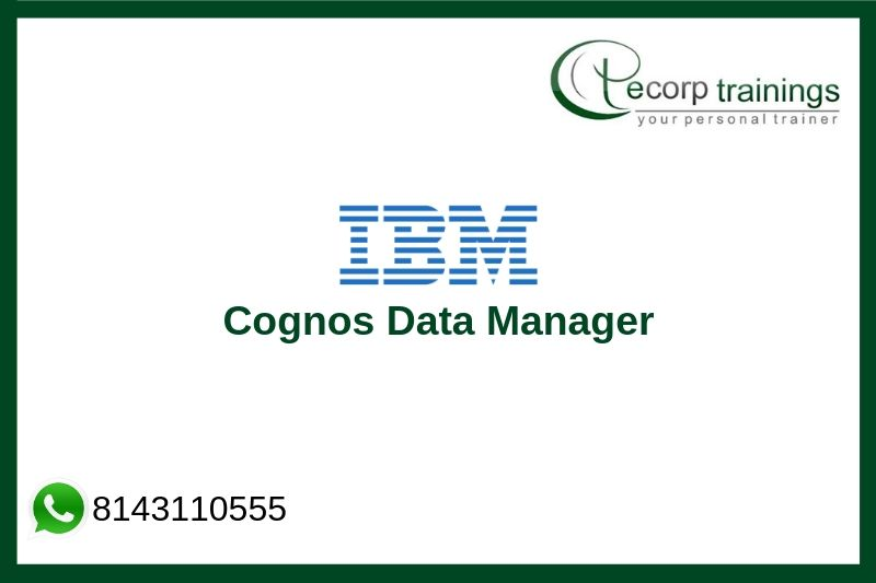 Cognos Data Manager Training