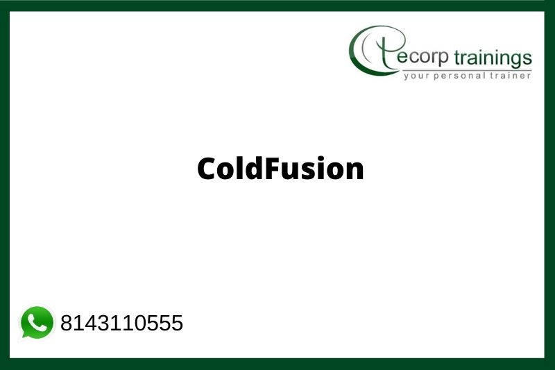 ColdFusion Training