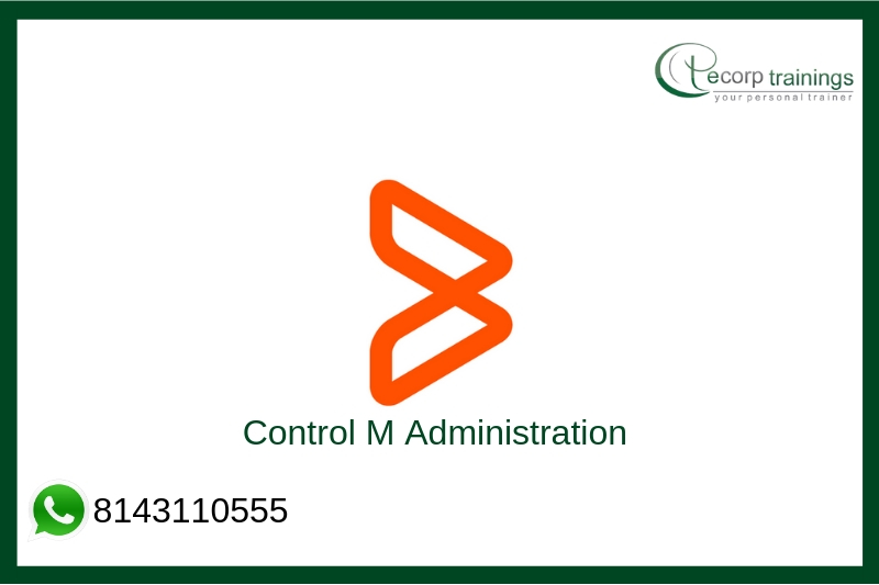 Control M Administration Training