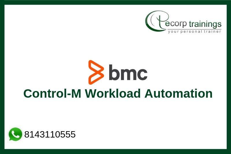 Control-M Workload Automation Training