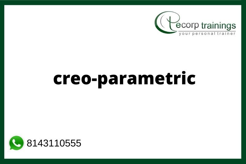 CREO Parametric Training