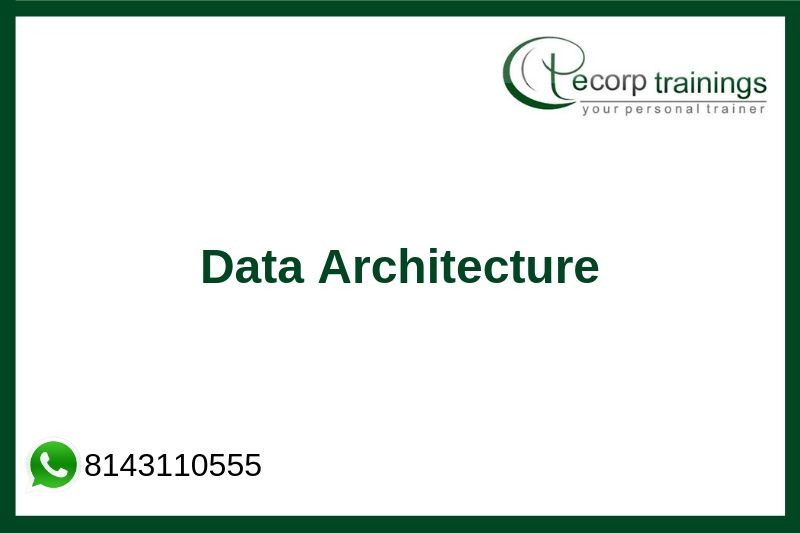 Data Architecture Training