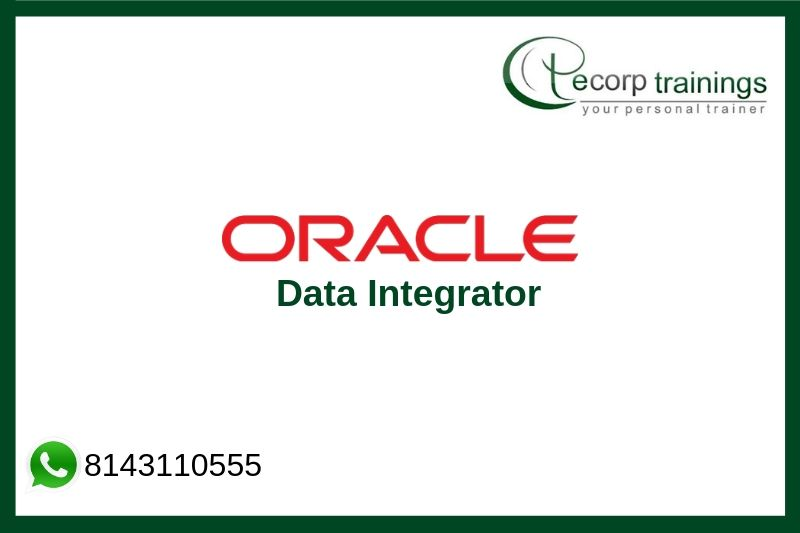 Oracle Data Integrator Training in Hyderabad