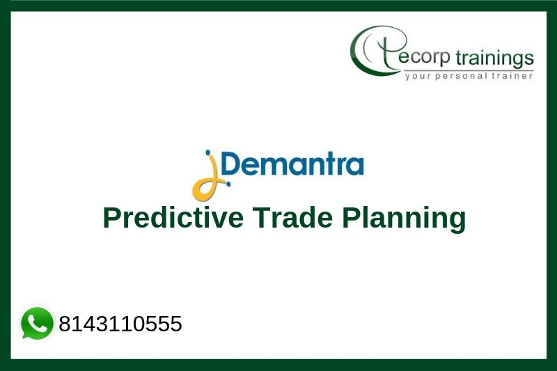 Demantra PTP Training