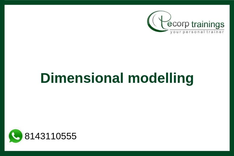 Dimensional modelling Training