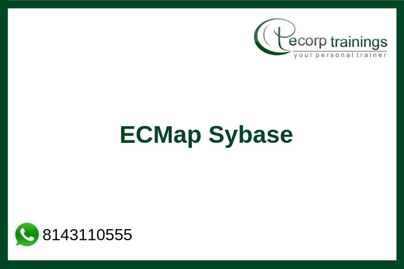 ECMap Sybase Training