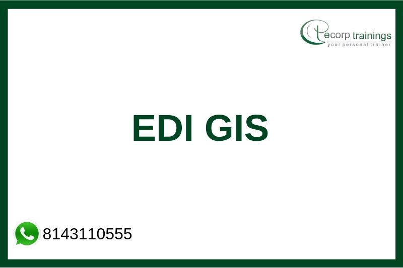 edi-gis Training
