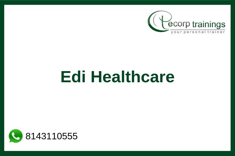 Edi Healthcare Training