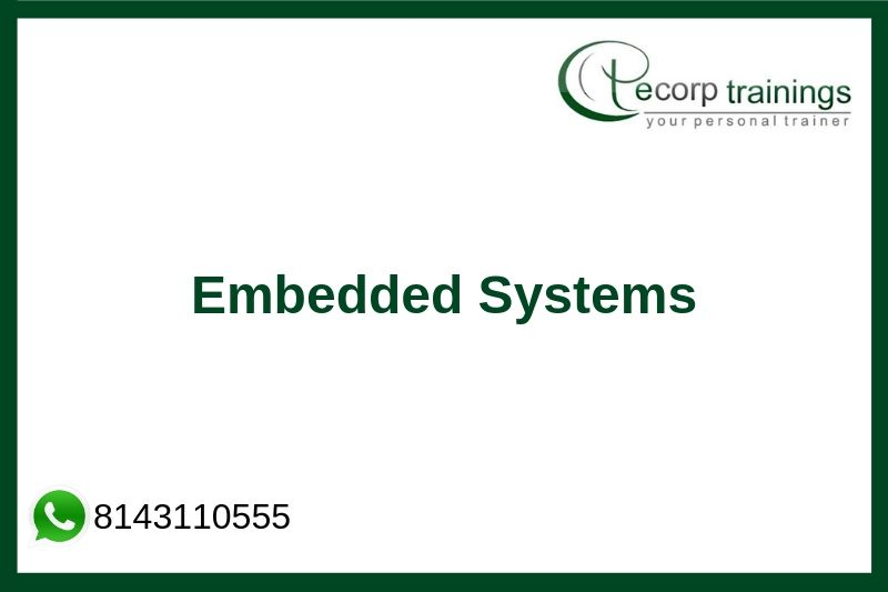 Embedded Systems Testing Training