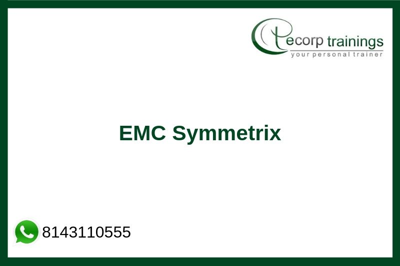 EMC Symmetrix Training