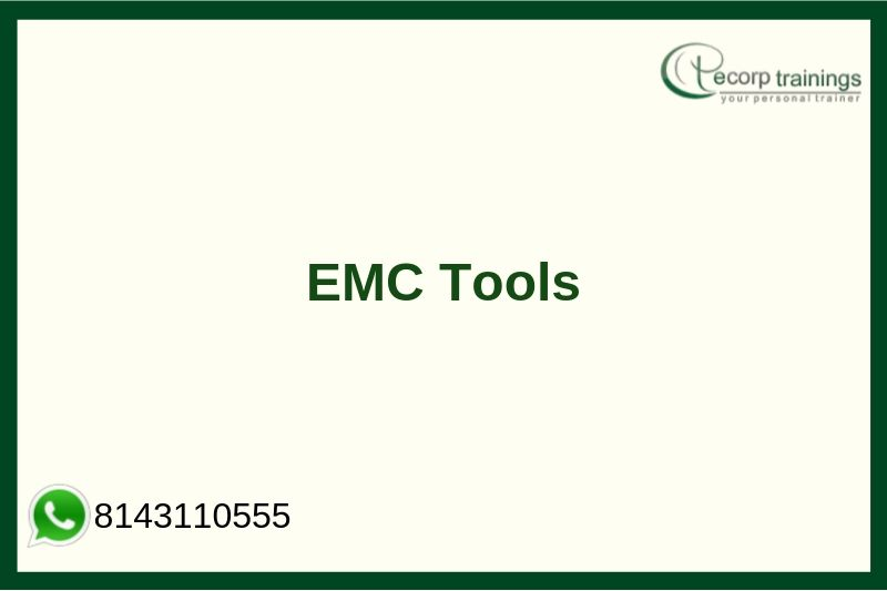 EMC Tools Training