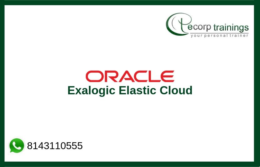 Exalogic Elastic Cloud Training