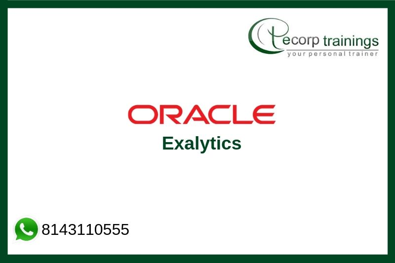 Oracle Exalytics Training