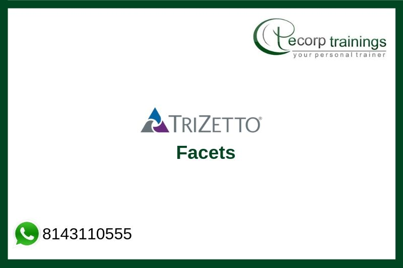 TriZetto Facets Training