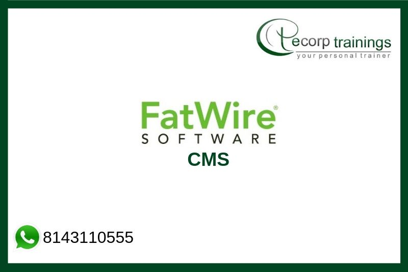 Fatwire CMS Training