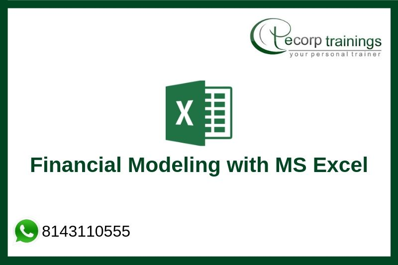 Financial Modeling with MS Excel Training