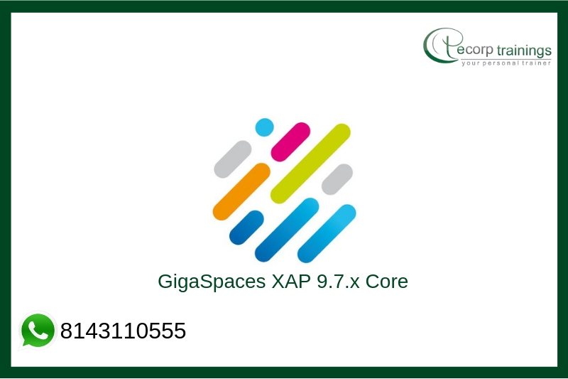 GigaSpaces XAP 9.7.x Core Training