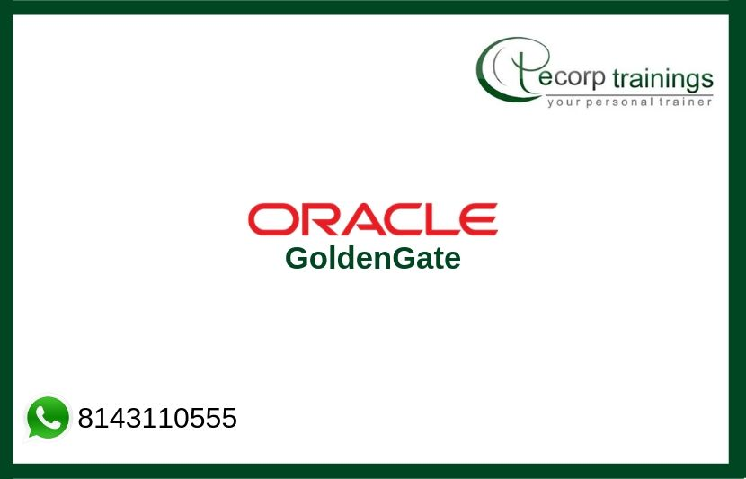 Oracle GoldenGate Training