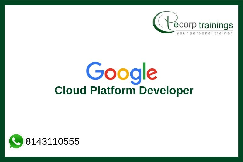 Google Cloud Platform Developer Qualification Workshop Training