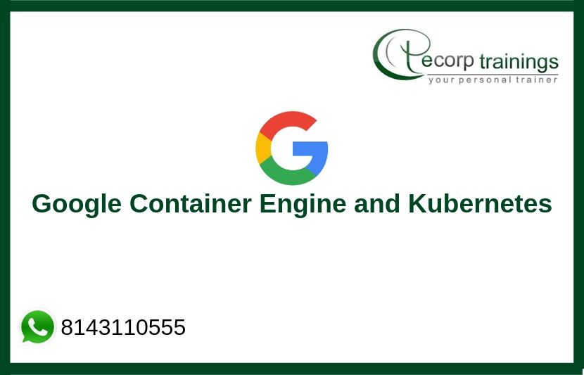 Google Container Engine and Kubernetes Training