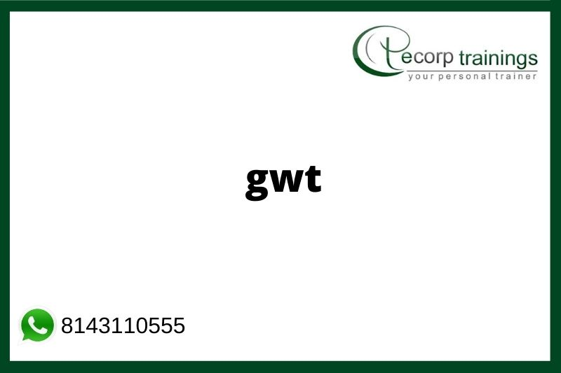 Google Web Toolkit (GWT) Training