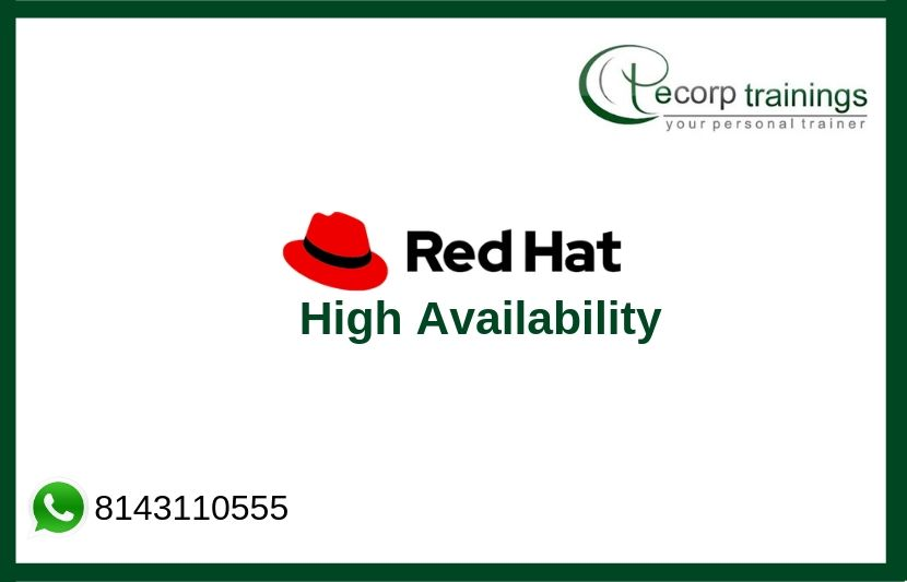 Red Hat High Availability Training
