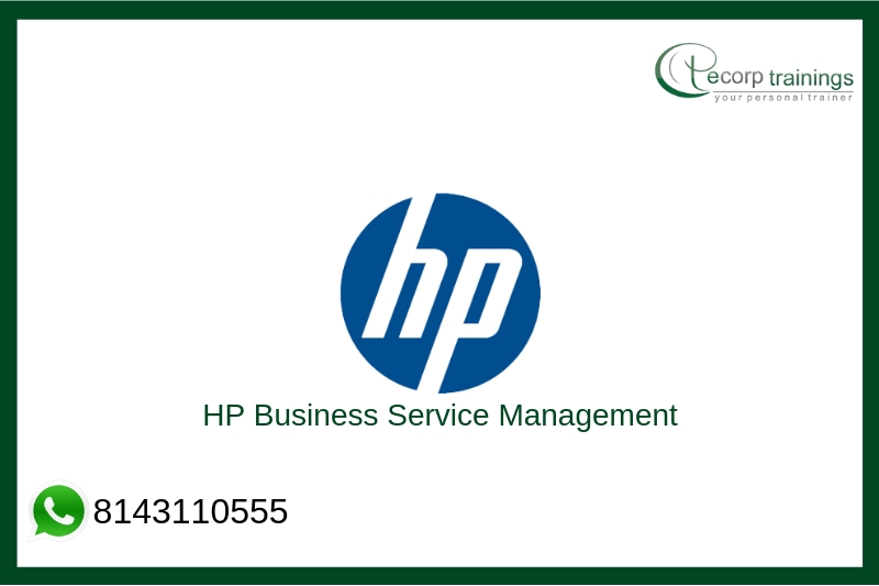 HP Business Service Management Training