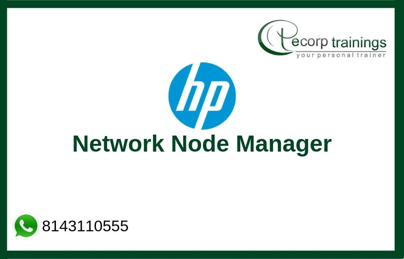 HP Network Node Manager i Training