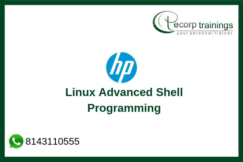 Linux Advanced Shell Programming Tools Training