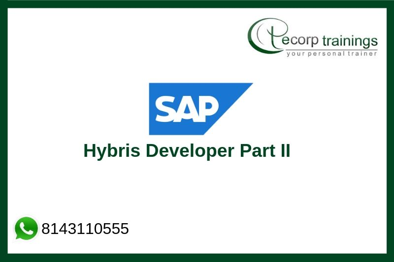 Hybris Developer Part II Training