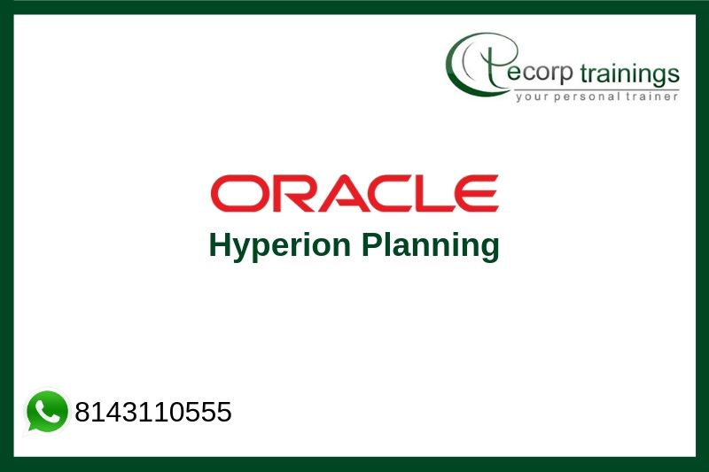 Hyperion Planning Training