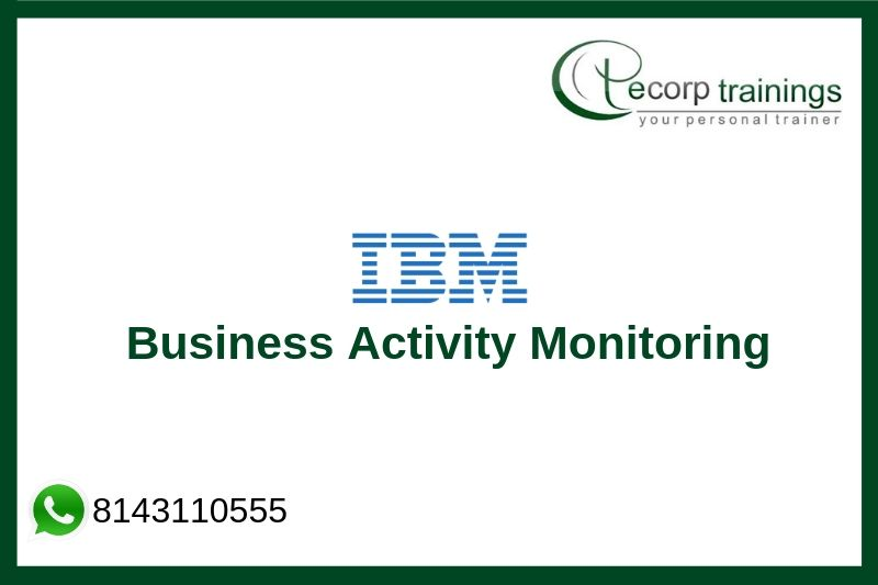 IBM Business Activity Monitoring Training