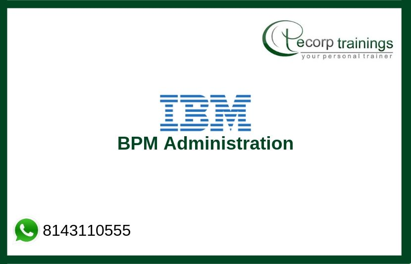 IBM BPM 8.5.6 Administration Training