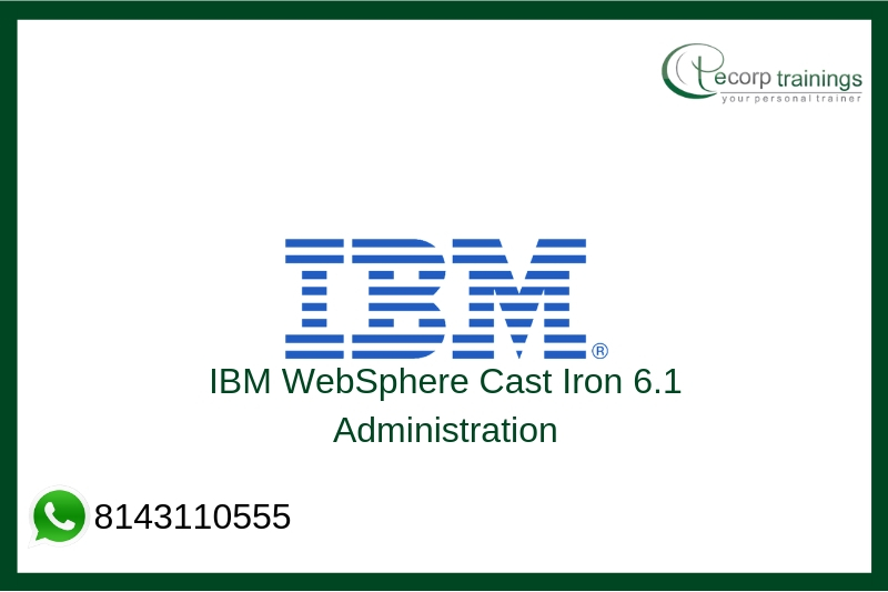 IBM WebSphere Cast Iron 6.1 Administration Training
