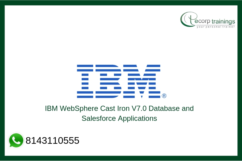IBM WebSphere Cast Iron V7.0 Database and Salesforce Applications Training