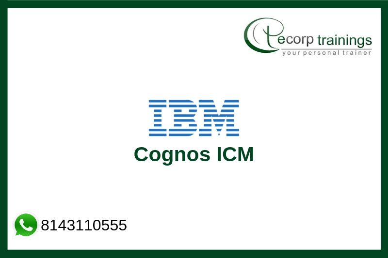 IBM Cognos ICM Training