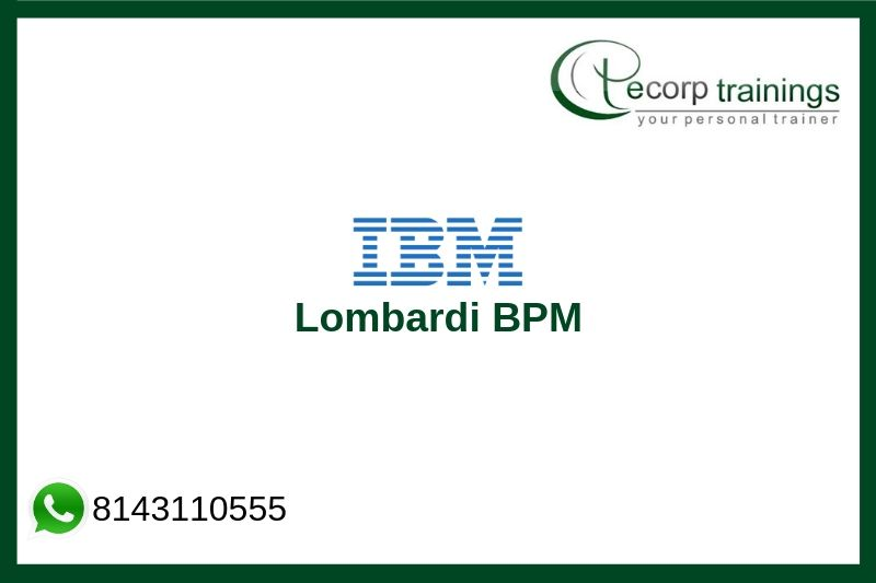 IBM Lombardi BPM Training
