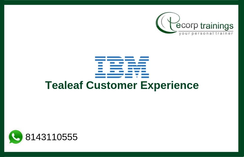 IBM Tealeaf Customer Experience 9.0.2 Events and Reports Training