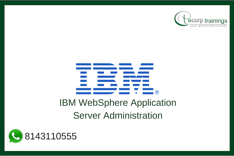 IBM WebSphere Application Server Administration Training