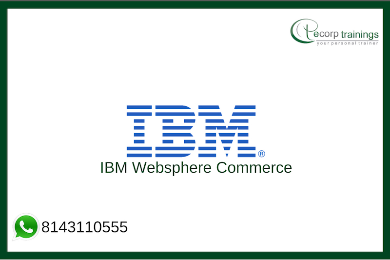 IBM Websphere Commerce Training